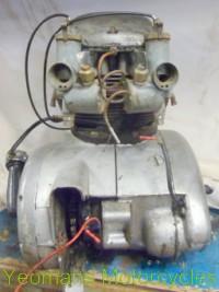 bsa a65 engine bsa a65 engine